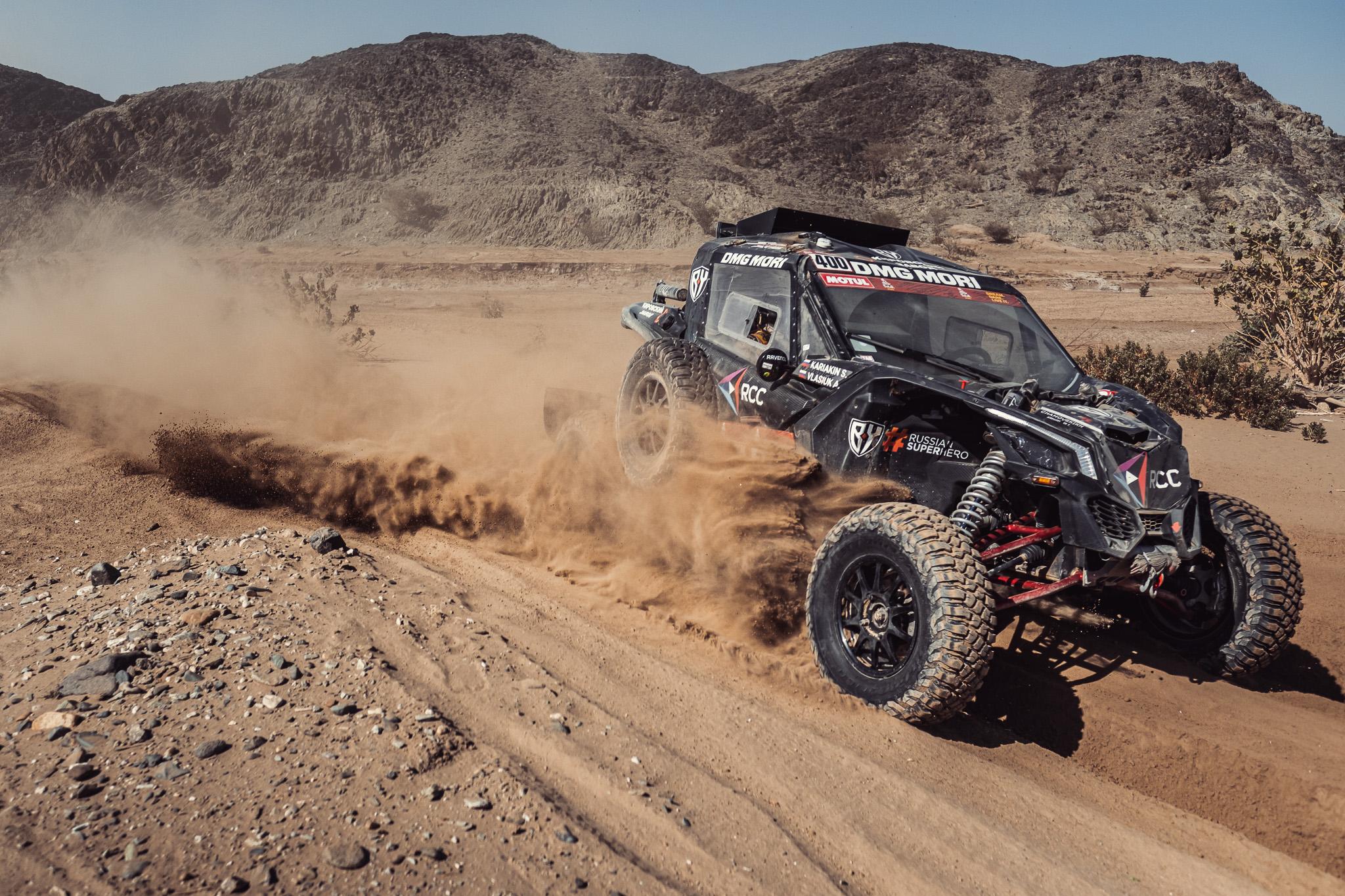 Наши на Dakar 2021: Итоги первого спецучастка