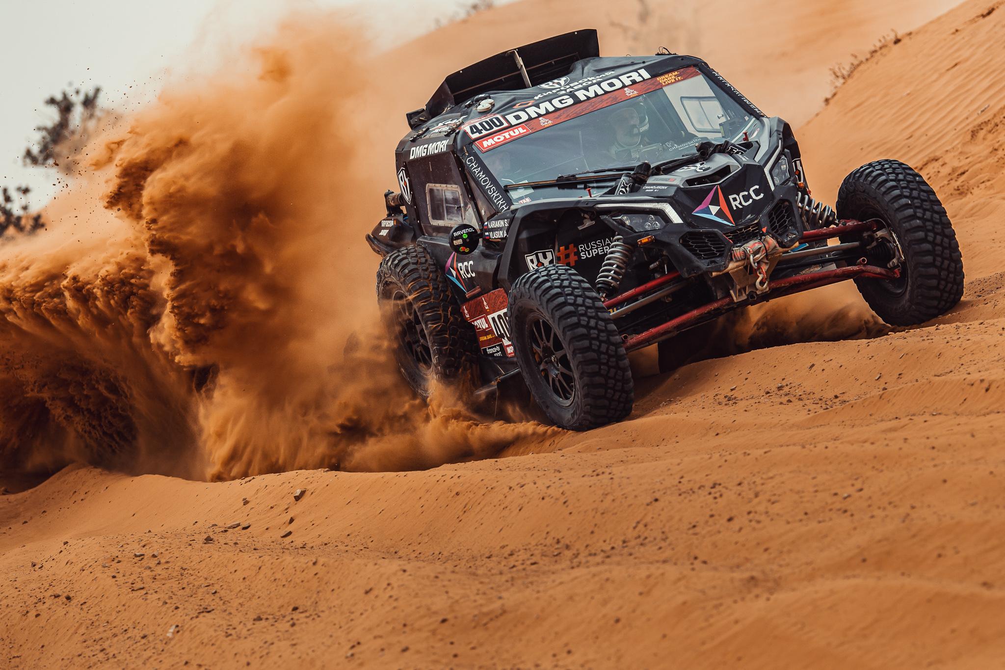 Dakar 2021: никак не обогнать (итоги СУ5)