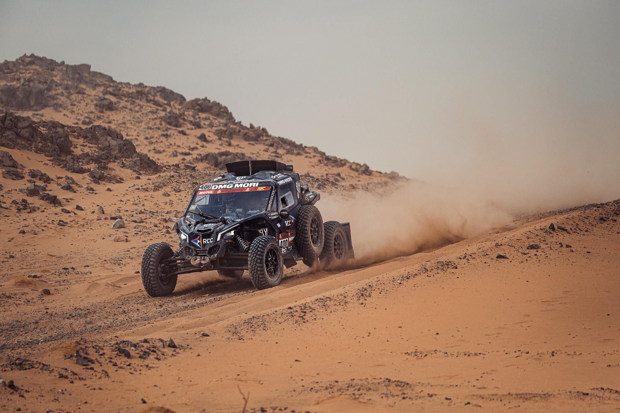 Итоги 11 спецучастка Dakar 2021