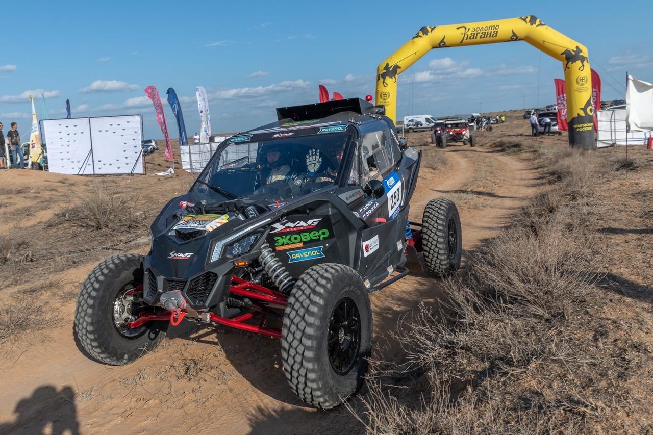 Snag Racing Team готовится покорить «Золото Кагана 2020»