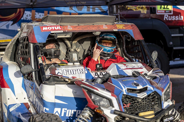 Алексей Шмотьев и Андрей Рудницкий примут старт в Manateq Qatar Cross-Country Rally